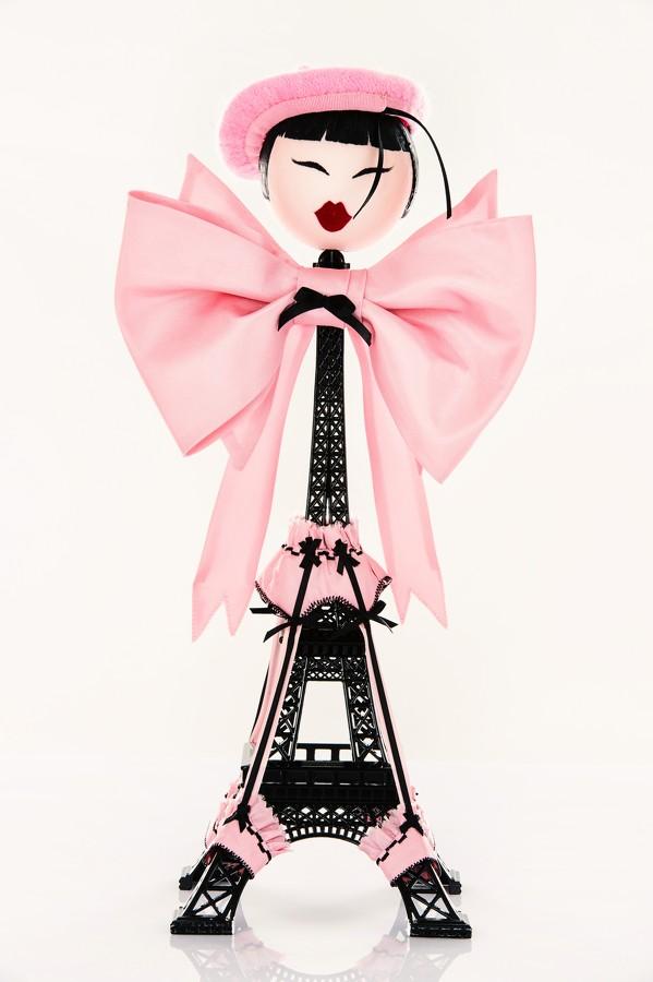Designer Dolls For UNICEF - Chantal Thomass