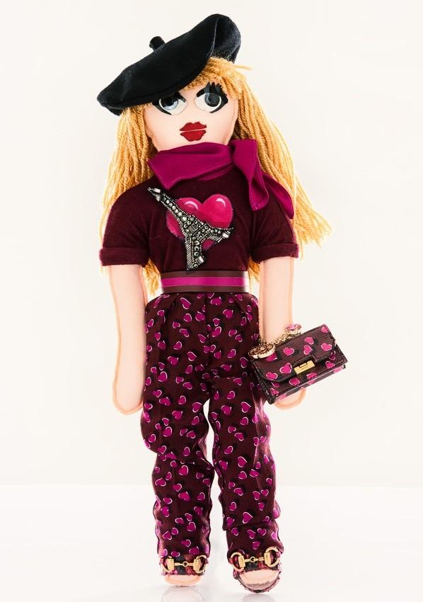Designer Dolls For UNICEF - Gucci