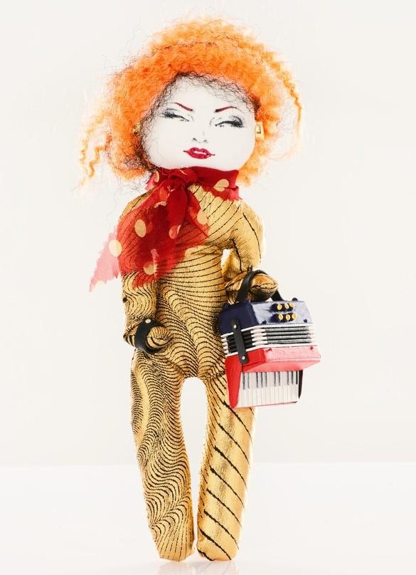 Designer Dolls For UNICEF - Jean Paul Gaultier