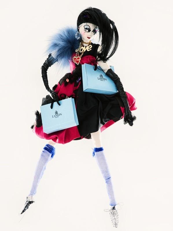 Designer Dolls For UNICEF - Lanvin