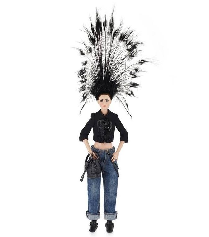 Designer Dolls For UNICEF - Louis Vuitton