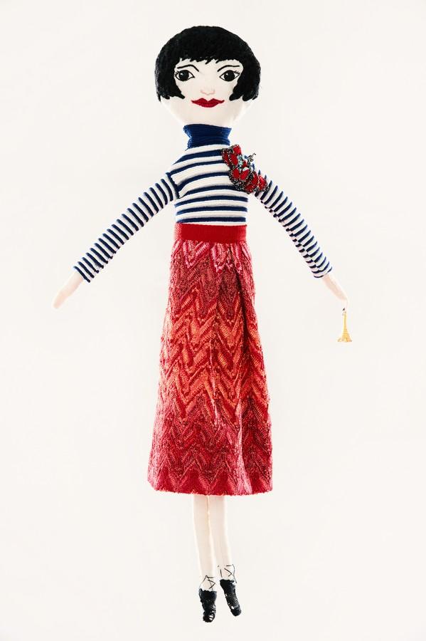 Designer Dolls For UNICEF - Missoni