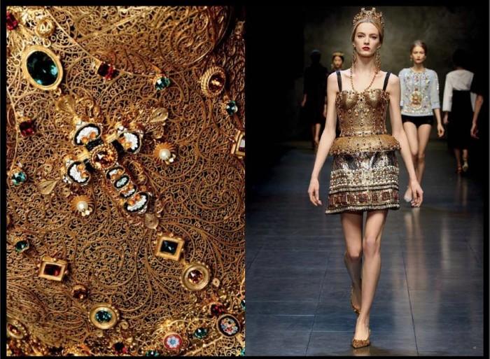 Dolce & Gabbana - Filigree collection 1