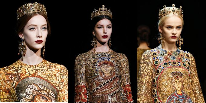 Dolce & Gabbana - Filigree collection 2