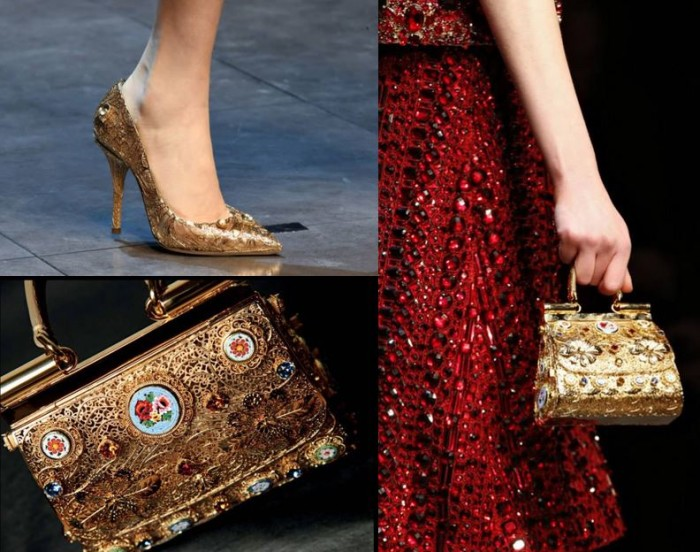 Dolce & Gabbana - Filigree collection 3