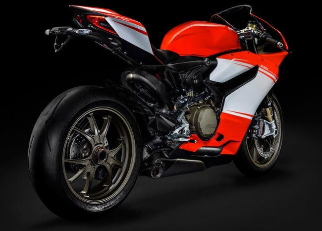 Ducati 1199 Superleggera - 2