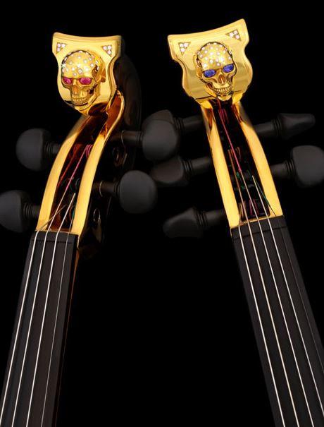 FUSE gold violin - 3