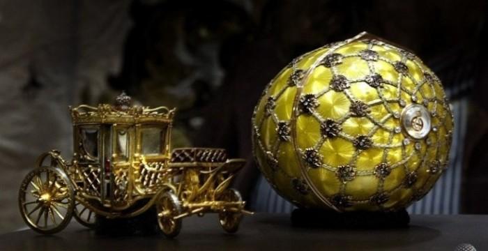 Faberge Eggs - 1