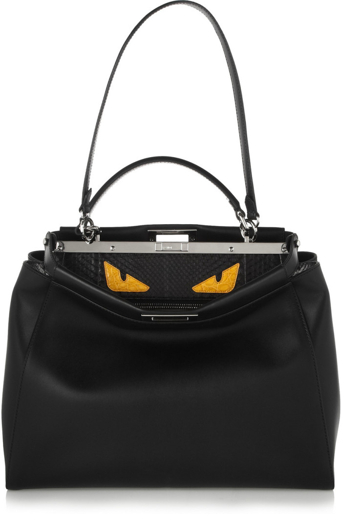 Fendi Peekaboo - crocodile eyes 4