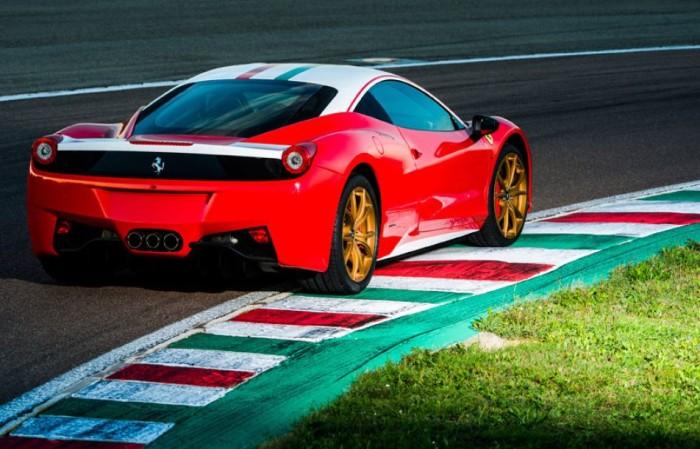 Ferrari 458 Italia Niki Lauda 2