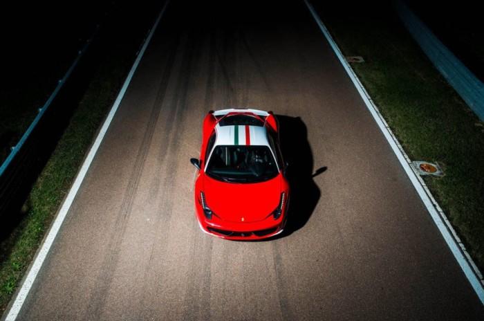 Ferrari 458 Italia Niki Lauda 3