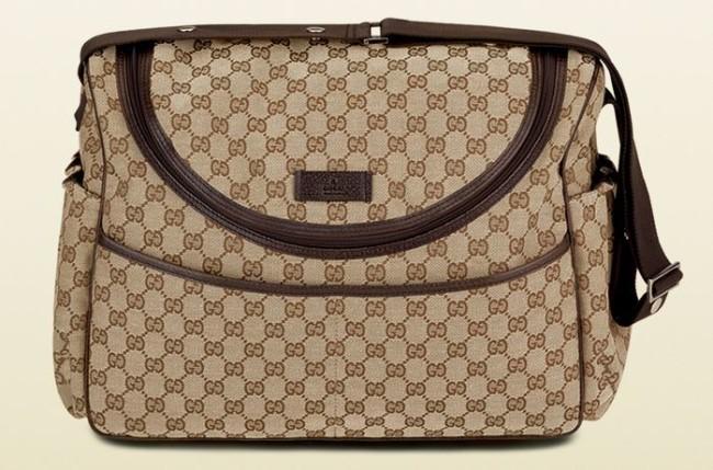 Gucci diaper bag - 2