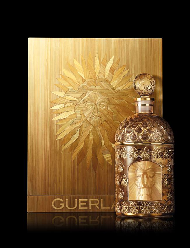 Guerlain Golden Bee Bottle 3