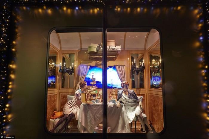 Harrods Christmas Express - 7
