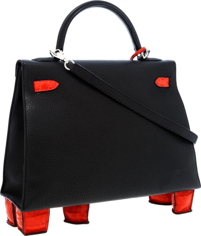Hermes - Leather Sellier Kelly Bag 2