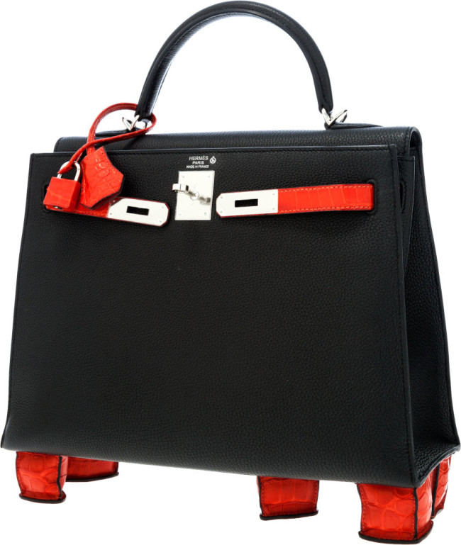 Hermes - Leather Sellier Kelly Bag 3