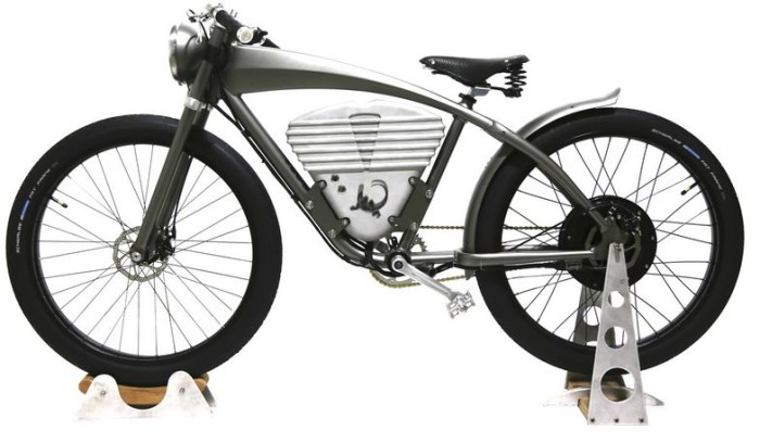 ICON E-Flyer Electric Bike - 1