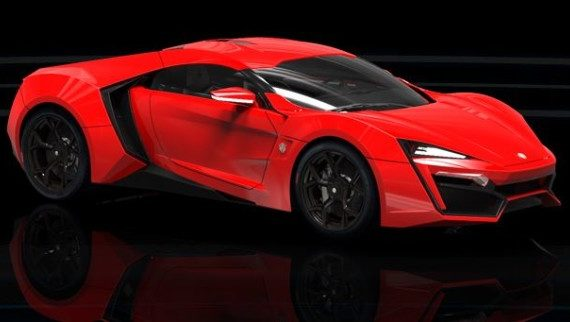 Lykan Hypersport - The First Arabian Hypercar, Will Cost You $3 4