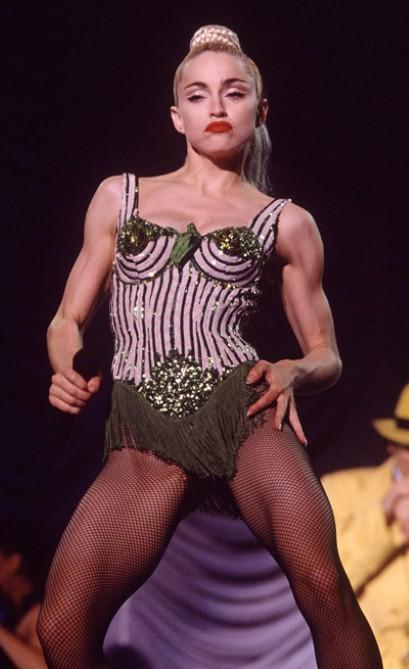 Madonna's conical-bra 1