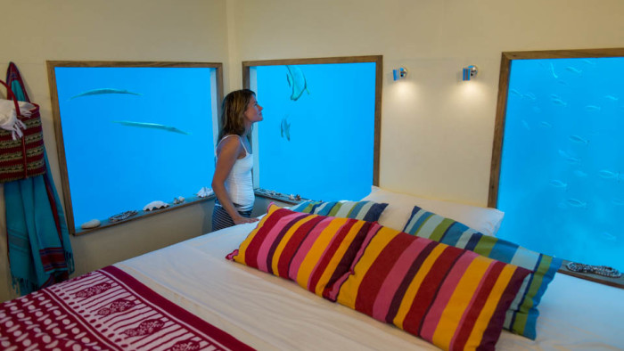 Manta Resort - Under Water Room 7