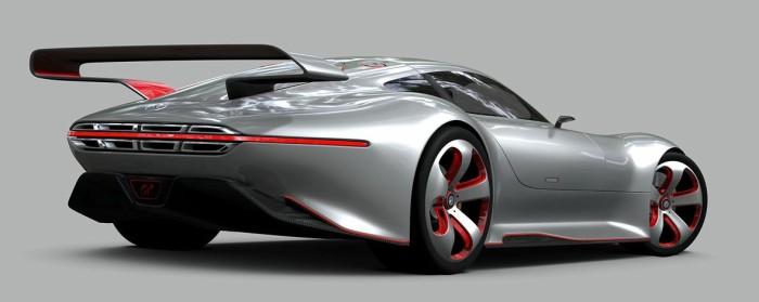 Mercedes-Benz Vision Gran Turismo 6 - 2