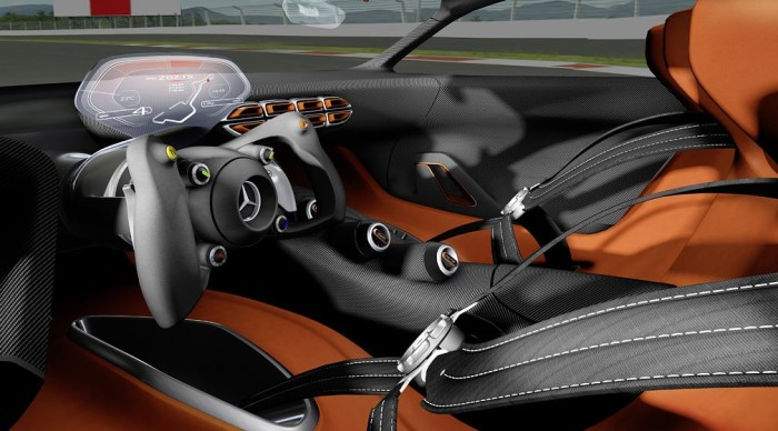Mercedes-Benz Vision Gran Turismo 6 - 3