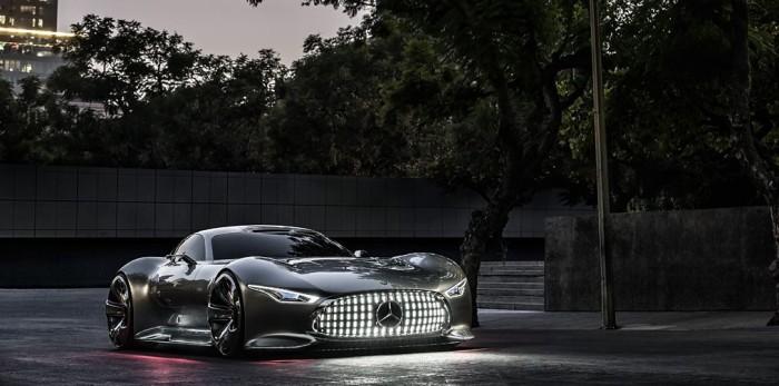 Mercedes-Benz Vision Gran Turismo 6 - 5