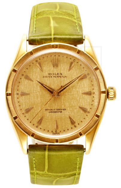 Moda Operandi - Vintage Rolex watch 1