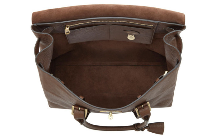 Mulberry Oversized Bayswater 2