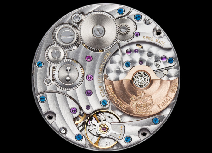 Piaget Altiplano Date 1205P movement
