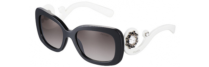 Prada Precious Ornate Sunglasses 2