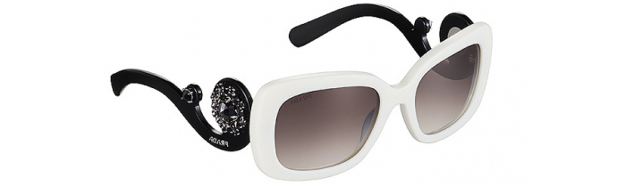 Prada Precious Ornate Sunglasses 3