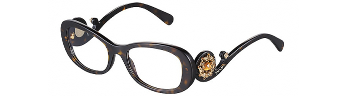 Prada Precious Ornate Sunglasses 4