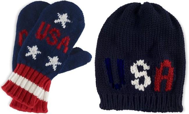 Ralph Lauren Sochi Team USA uniform - 2