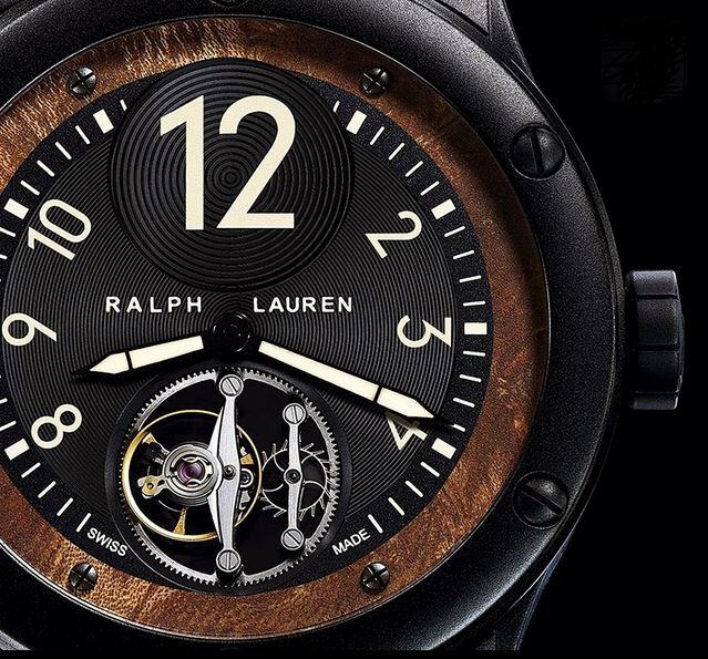 Ralph Lauren - Sporting Automotive Flying Tourbillon 2