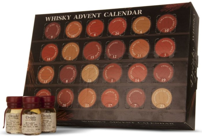 Selfridges - Whisky Advent Calendar