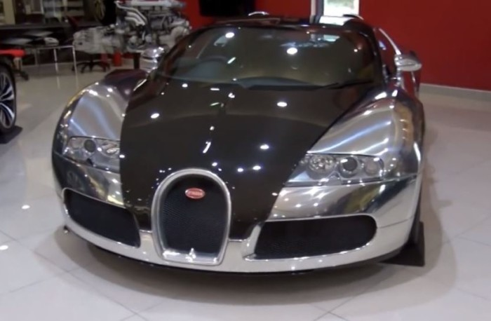 Sheikh Sultan bin Zayed supercar Collection 2