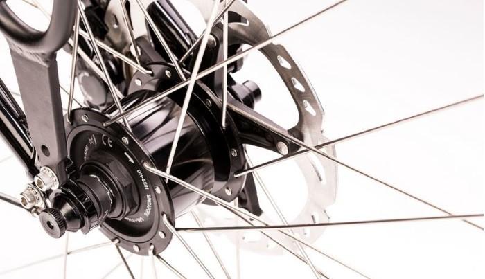 Shinola Runwell Di2 Limited Edition Bicycle 2