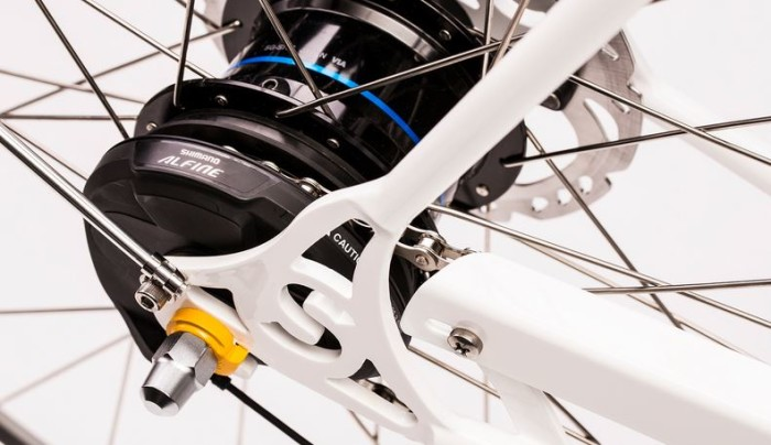 Shinola Runwell Di2 Limited Edition Bicycle 5