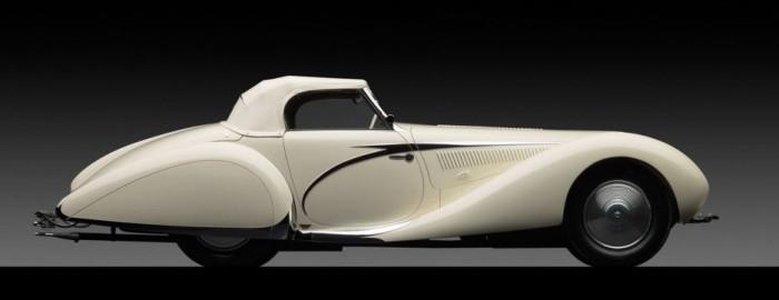 Talbot Lago Teardrop Cabriolet 3