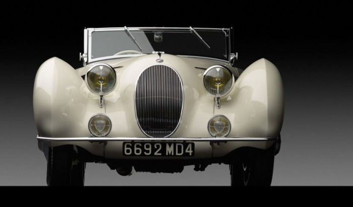 Talbot Lago Teardrop Cabriolet 4