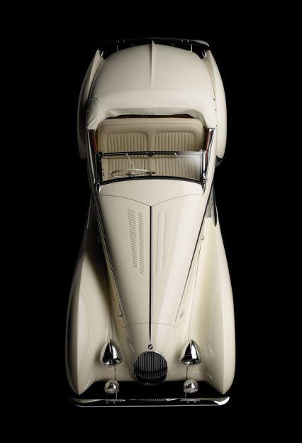 Talbot Lago Teardrop Cabriolet 6