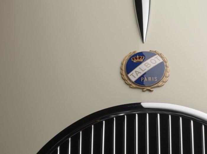 Talbot Lago Teardrop Cabriolet 8