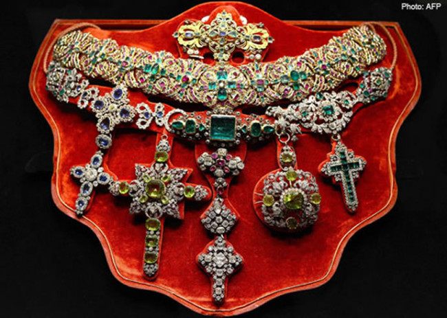 Treasure of Naples - San Gennaro 1