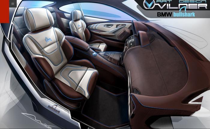 Vilner BMW 6-Series Bullshark 2