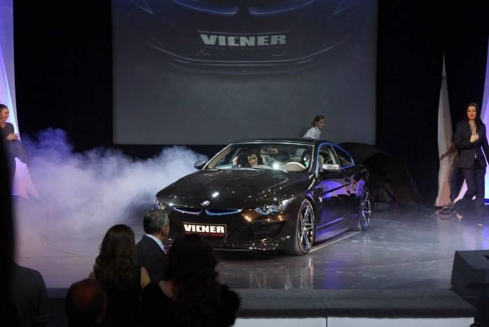 Vilner BMW 6-Series Bullshark 4
