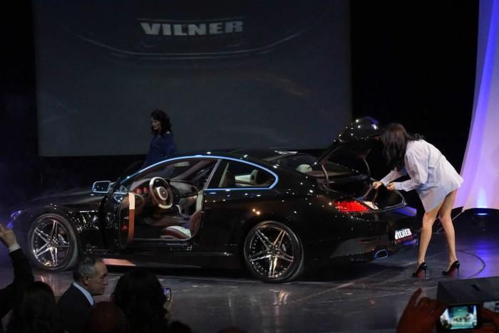 Vilner BMW 6-Series Bullshark 5