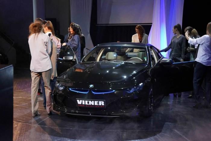 Vilner BMW 6-Series Bullshark 6