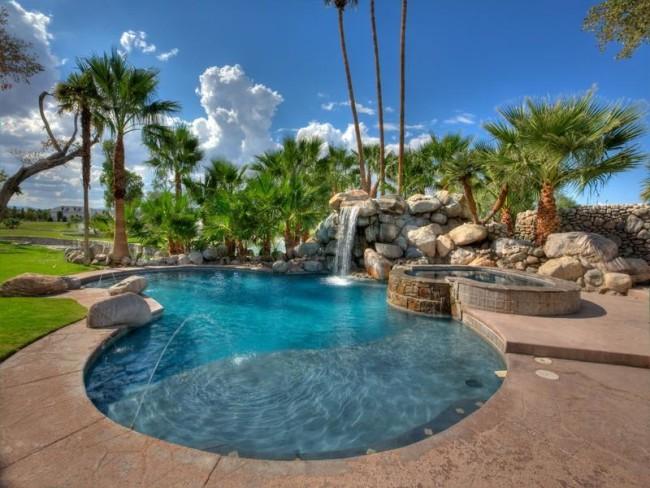 Wayne Newton Las Vegas ranch - 6