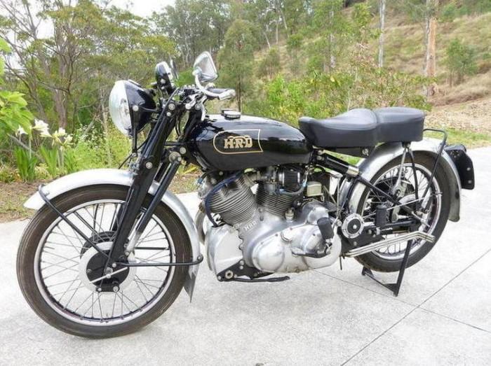 1947 Vincent Series 2